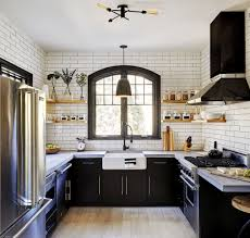 black kitchen cabinets images kitchens with black cabinets