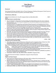 Systems Analyst Resume Example by Cool Credit Analyst Resume Example From Professional