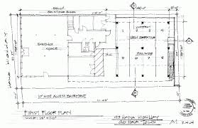 100 drawing floor plans by hand hand drafting by tristen