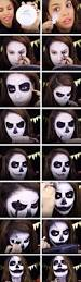 kryolan halloween makeup gold skull halloween makeup with kryolan supracolor halloween