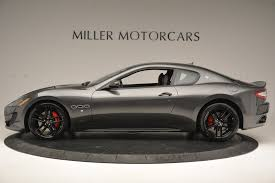 2017 maserati granturismo 2017 maserati granturismo gt sport special edition stock w345