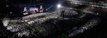 2015 cma music festival sets attendance record with 87 680 fans
