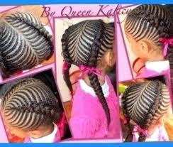 hairstyles plaited children natural braided hairstyles for kids worldbizdata com