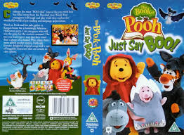Opening To Rolie Polie Olie Halloween Vhs by The Book Of Pooh Just Say Boo Vhs 2003 Youtube