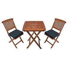 Miami Bistro Chair Amazon Com Merry Garden Products Bistro Table And Chair Set