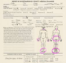 autopsy report template morbid academy autopsy report by nekoem chan on deviantart