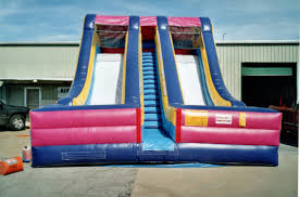 inflatable water slides in tulsa inflatable rentals