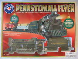 lionel pennsylvania flyer g gauge battery powered train set 17