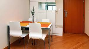Dining Room Ideas For Small Spaces How To Decorate A Small Apartment Interior Design Youtube