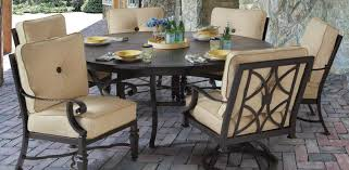 Cushioned Dining Chairs Bellagio Collection Castelle Luxury Outdoor Furniture