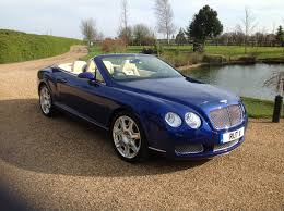 bentley continental convertible used bentley continental gtc convertible for sale motors co uk