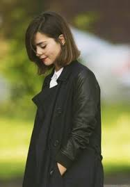 doctor who hairstyles pin by andrea on jenna coleman pinterest jenna coleman and