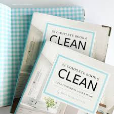 the complete book of clean a bowl full of lemons