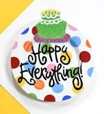 happy everything plates large happy everything platter