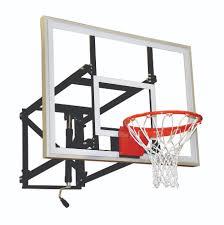 Adjustable Basketball Hoop Wall Mount Mountain States Equipment Llc