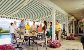 Sunsetter Awnings Reviews Sunsetter Awnings Weather Armor