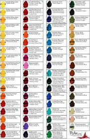 color mixing chart for acrylic paint ideas color mixing