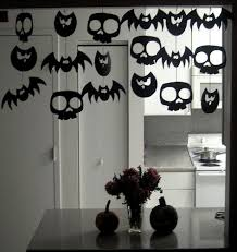 Do It Yourself Halloween Decorations Make This Halloween Garland Tomorrow Diy Halloween Halloween