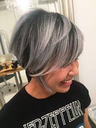 grow hair bob coloring best 25 white hair highlights ideas on pinterest white