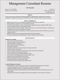 consulting resume management consulting resume exles for microsoft word