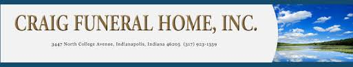 funeral homes indianapolis craig funeral home inc indianapolis in funeral home