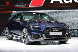 audi rs5 coupe 2018 audi rs5 looks in geneva but is 450 hp enough