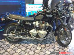 triumph bonneville t120 india launch price inr 8 7 lakh