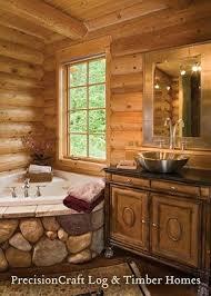 cabin bathroom ideas log cabin house kitchen pleasing log cabin bathroom designs home