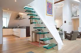 Glass Banisters For Stairs Unique And Creative Staircase Designs For Modern Homes