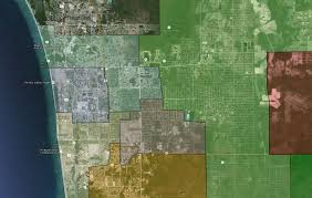 Naples Zip Code Map by Collier County Public Schools Naples High District Map