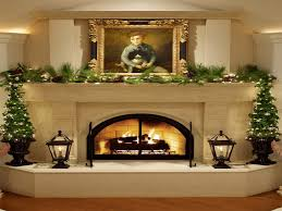 decorations wall mounted indoor fireplaces your daily decorate fireplace mantel everyday deboto home design how to