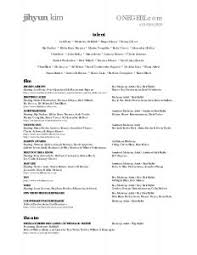 Successful Resume Templates Examples Of Resumes Resume Template Preparation Sample Writing