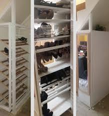 faire un bureau en bois dressing facile a faire fabrication meuble a chaussure fabriquer un