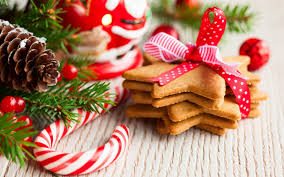 cute christmas cookie christmas lights decoration