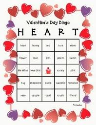 s day bingo free bingo template free and printable s day
