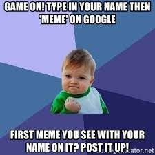 Meme Name - name meme game