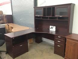 Ethan Allen Corner Desk by Computer Desks Office Depot Home Design Photo Gallery