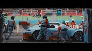 gulf racing gulf racing porsche 991 gt3r youtube