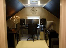 home studio bureau home studio office design contemporary home office raleigh