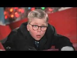 A Christmas Story Meme - a christmas story ralphie with santa youtube