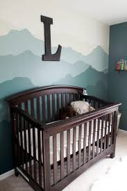 Cool Wall Decals by Bedroom Decor Mountain Wall Decal Nursery Cool Wall Stickers