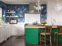 Wallpaper For Kitchen Backsplash Unexpected Kitchen Backsplash Ideas Hgtv U0027s Decorating U0026 Design