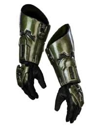 Halo Halloween Costumes Halo 3 Master Chief Gloves Rubie U0027s Costume Http Www Amazon