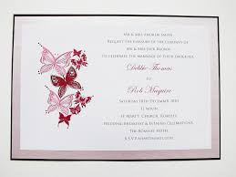 butterfly wedding invitations buttery design invites wedding