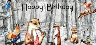 tracy welham digital masculine birthday card