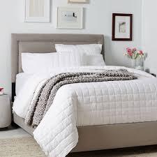 frances upholstered bed west elm