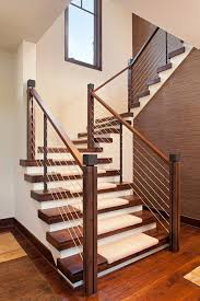 Banister Handrail Designs Marvellous Interior Stair Handrail Ideas 64 For Your Home