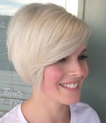 short hairstyles with fringe sideburns 50 trendiest short blonde hairstyles and haircuts