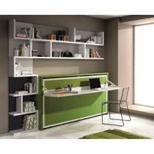 lit bureau combiné armoire lit escamotable combiné bureau au meilleur prix inside75