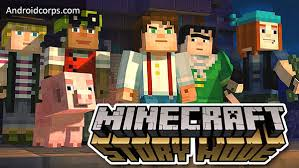 minecraft apk mod minecraft story mode mod apk v 1 33 episode unlocked android corps